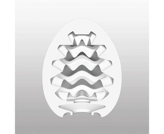 Мастурбатор-яйцо с охлаждающей смазкой COOL EGG, фото 2